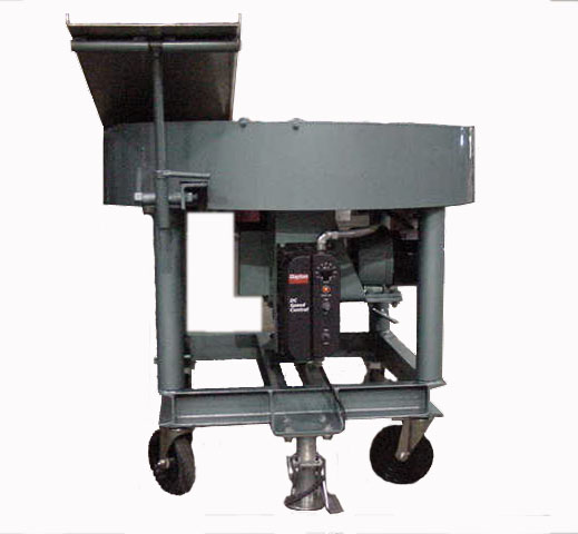 Rotary Table Parts Accumulator
